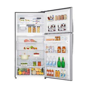 Réfrigérateur avec congélateur en haut gr-h802hlhu