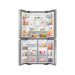 Réfrigérateur avec congélateur en haut rf59a70t1sr/ma