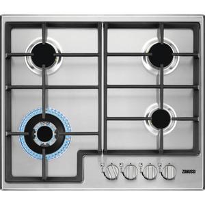 Plaque de cuisson à gaz zgh66424xs