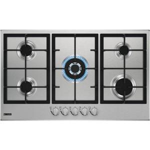 Plaque de cuisson à gaz zgh96524xs