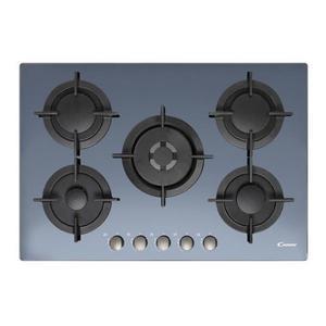 Plaque de cuisson à gaz cvg74wpb