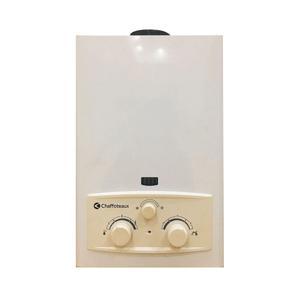 Chauffe-eau à gaz leon 6l lpg