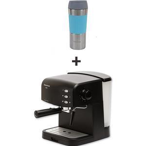 Machine à café pression bari+thermos