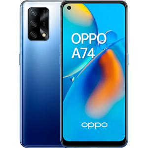 Oppo A74 Bleu