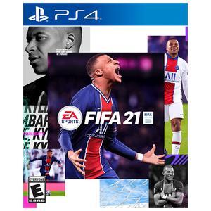 Jeux playstation Fifa 21